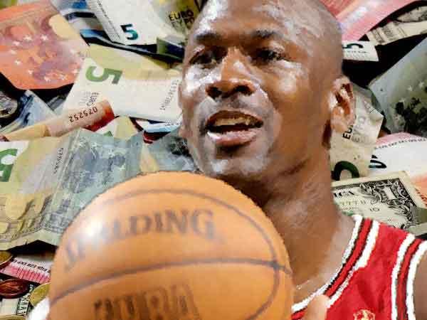 Rijkste sporter ter wereld is Michael Jordan