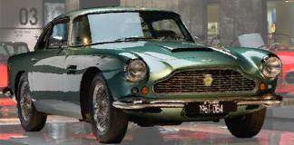 Snelste productieauto's sinds 1950