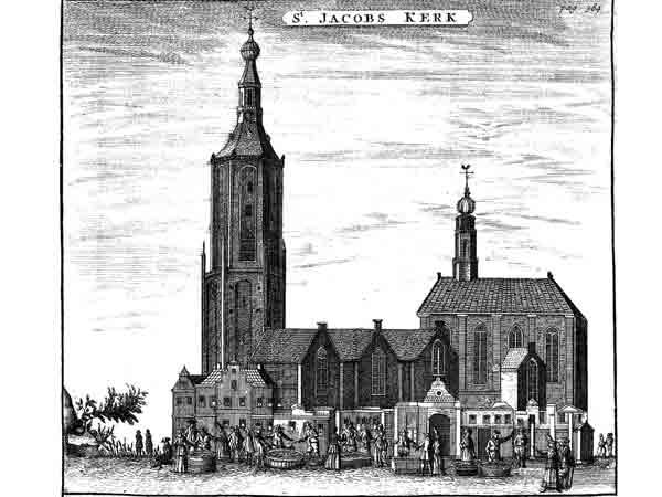 De Grote of Sint-Jacobskerk Den Haag
