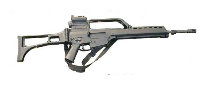 Heckler and Koch G36 - 1997