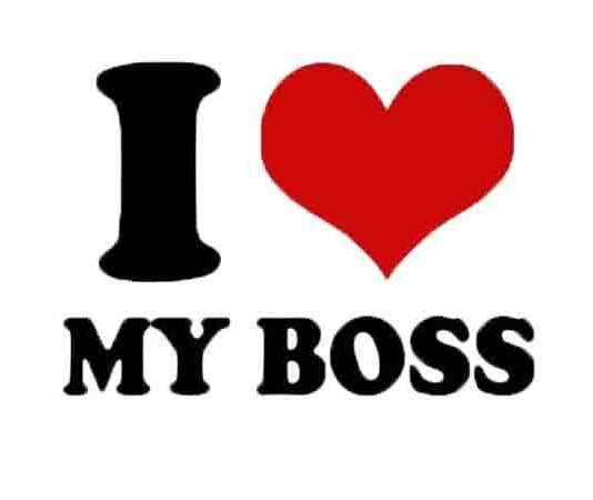 Slijmen bij baas goed voor carrière