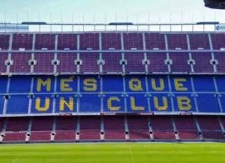 Grootste voetbalstadion van Europa