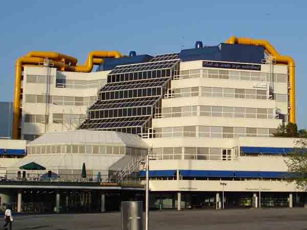 Jaap Bakema - Centrale Bibliotheek Rotterdam - Beroemdste Nederlandse architecten