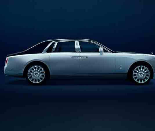 Beste super de luxe auto 2018 is de Rolls-Royce Phantom