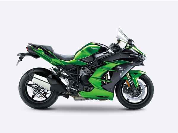 Beste open klasse streetbike van 2018 - Kawasaki Ninja H2 SX SE