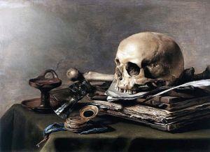 Pieter Cleasz - Vanitas, 1630
