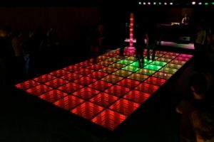 Daan Roosgaarde - Sustainable Dance Floor