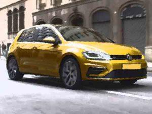De populairste auto's in Europa 2018