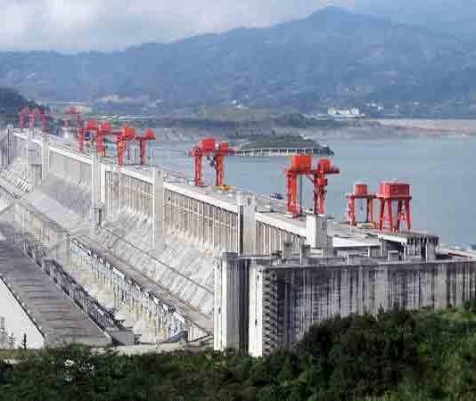 Grootste stuwdammen die het meest energie opwekken