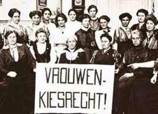 Nederlandse vrouwen zijn linkser
