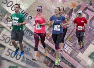 Sporten maakt gelukkiger dan geld zegt studie