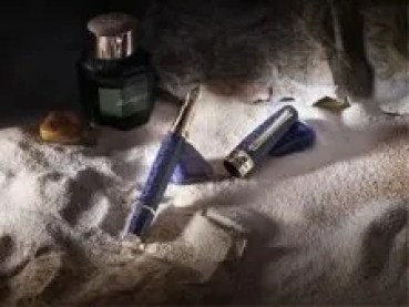 Montegrappa_Extra Otto Sapphirus_Fountain Pen