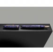 Leonardo_Furore-Grande_Purple Rose-Gold_Fountain-Pen