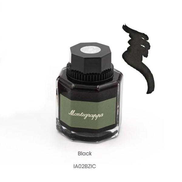 Montegrappa Refill Bottle Black