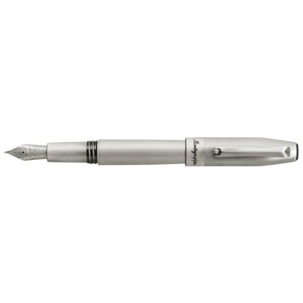 Montegrappa_Fortuna Silver Mule_Fountain Pen