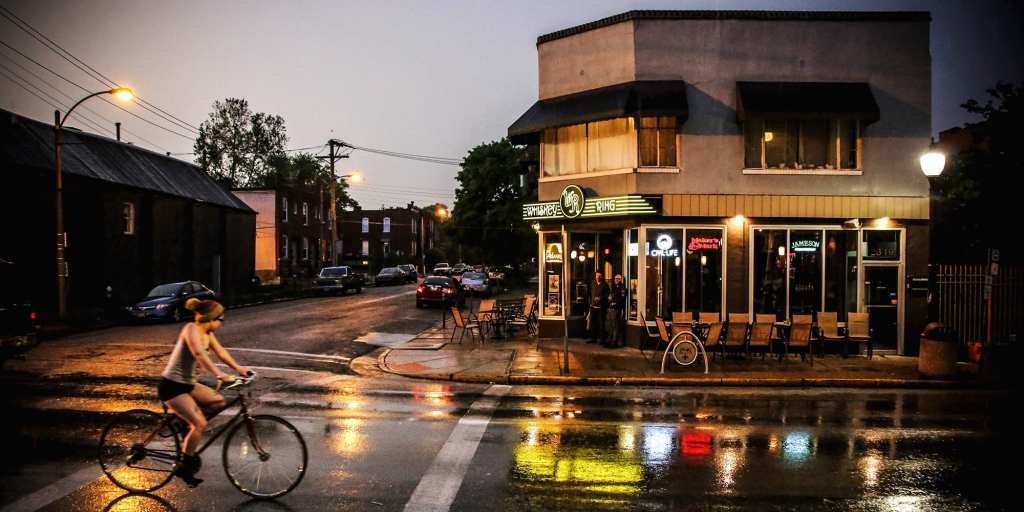 The Whiskey Ring on Cherokee Street. Photo by Paul Sableman.