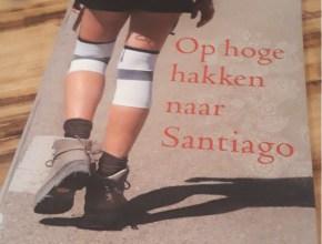 Boekrecensie - Op hoge hakken naar Santiago