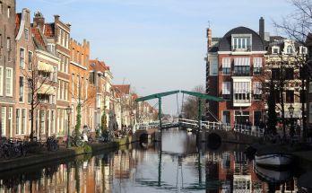 Binnenstad Leiden
