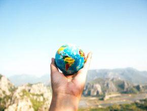 De wereld binnen handbereik