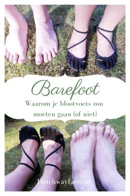 Barefoot - Waarom je blootvoets zou moeten gaan
