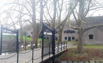 Fort Gagel - wandelen in Utrecht