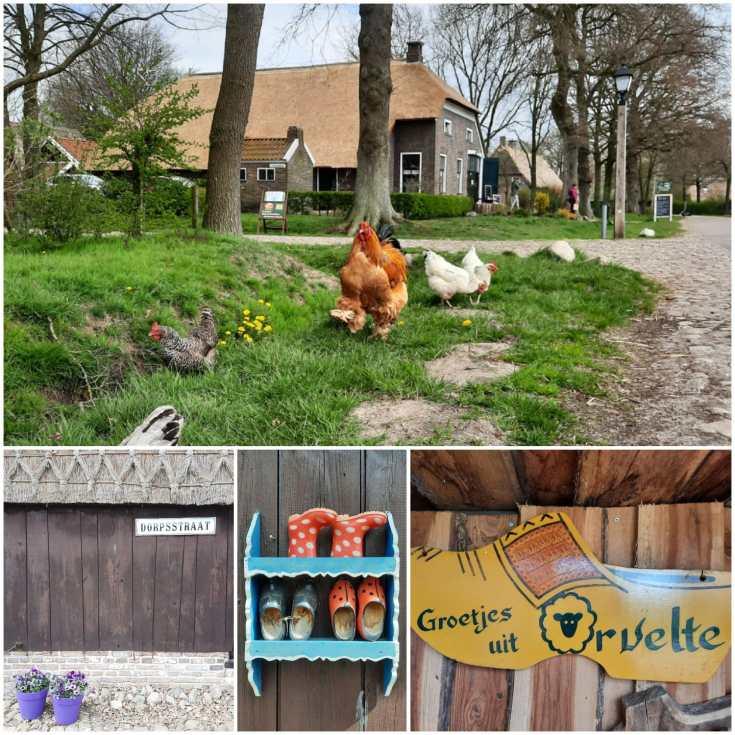Sfeerimpressie Orvelte - het leukste dagje uit in Drenthe