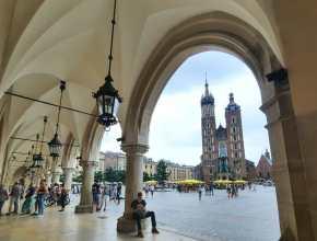 Stedentrip Krakau - Rynek Główny