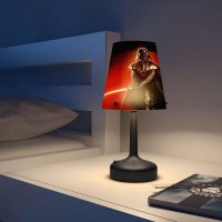 Star Wars Darth Vader LED Table Lamp - Official ...