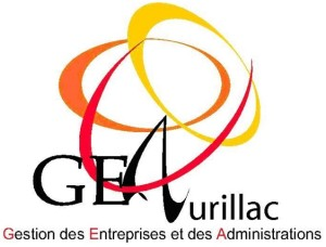 Logo IUT GEA Aurillac