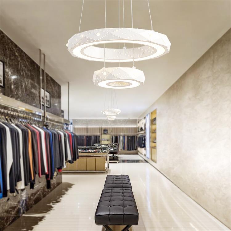 Dutti Led Pendant Light Minimalist Modern Led Living Room