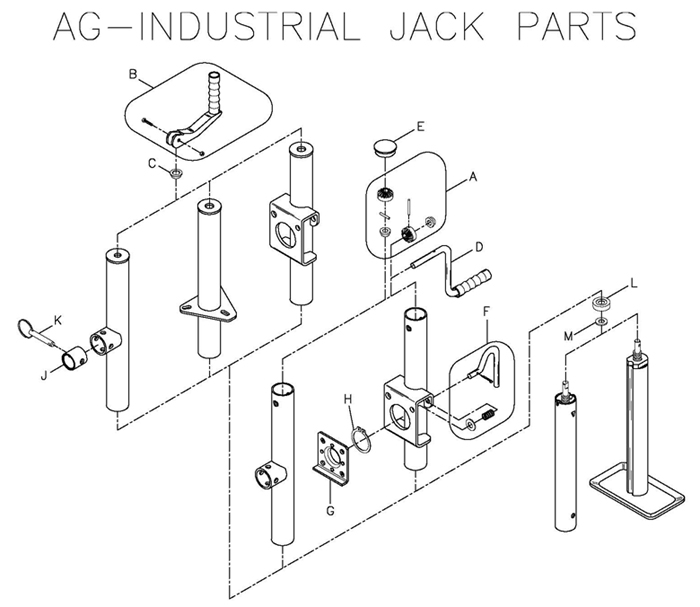 Wiring Diagram For Trailer Stabilizer Jack