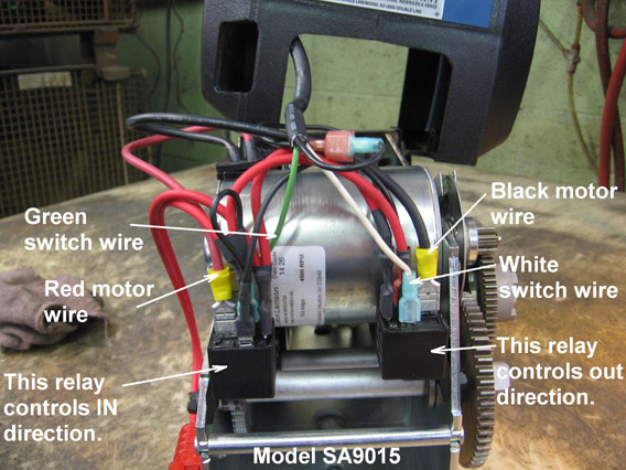Light Wiring Diagram On Wiring Diagram For 12 Volt Winch Relay
