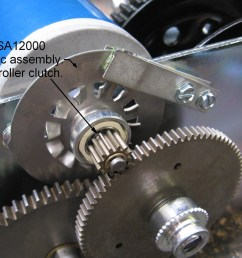 if the brake disc spins while the winch is pulling in a load it needs to be replaced order brake disc number 304407 for sa5000 sa7000 models or number  [ 1136 x 852 Pixel ]