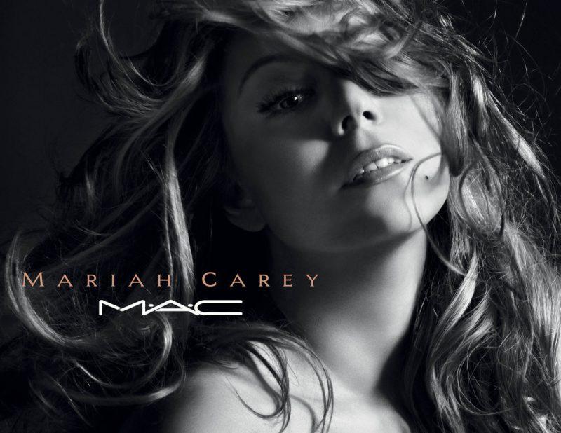 Resultado de imagem para M.A.C Cosmetics revela sua 'collab' com Mariah Carey