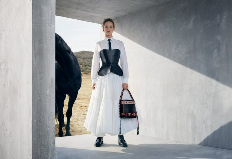 Dior Delivers Equestrian Inspiration In Cruise 2019