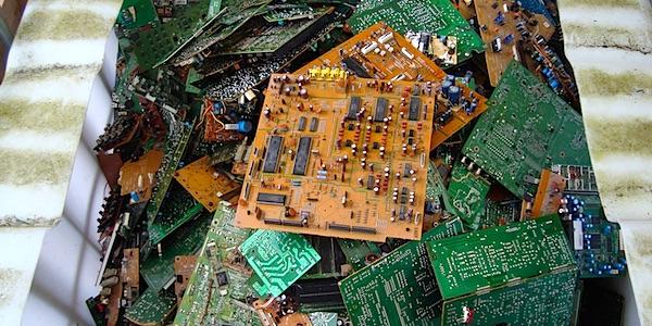 circulaire economie elektronisch afval
