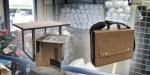HvA maakt designproducten van textielresten Starbucks, Ahrend en Sympany