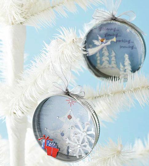 kerstdecoratiezelfmaken  Duurzaam Thuis  Duurzaam