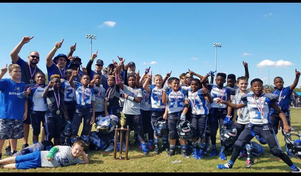 Lake City Pop Warner