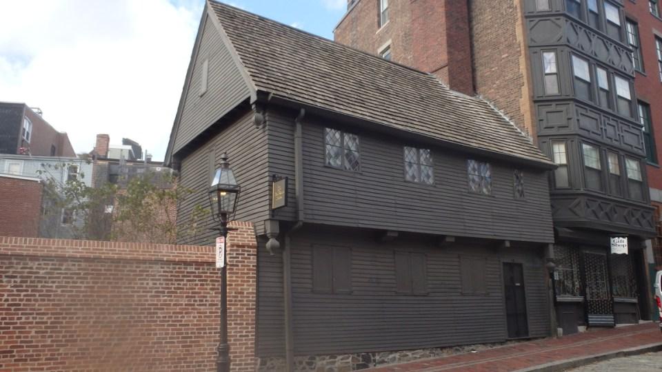 Maison Paul Revere