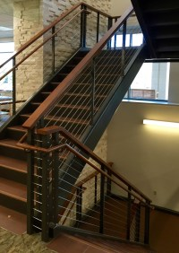Stairs & Railing - Duwe Metal Products