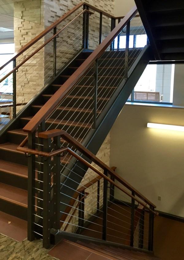 Stairs & Railing - Duwe Metal Products
