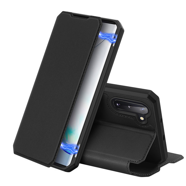 Skin X Series Magnetic Flip Case for Samsung Galaxy Note 10_Phone Case. USB Cable. Wireless Charger. USB Charger | DUX DUCIS Skin X Series ...
