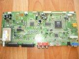 GL0001 AC, TA45-40048A, CREA LCD MAIN BOARD
