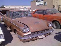 1958 Packard Coupe 58panvd Desert Valley Auto Parts - Year