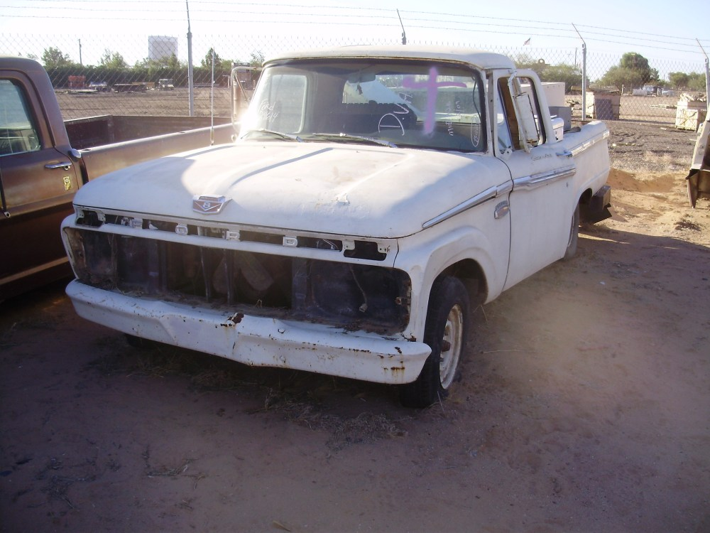 medium resolution of  1965 ford truck f 100
