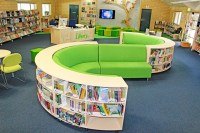 Ranford Primary School - Library Furniture | DVA Fabrications