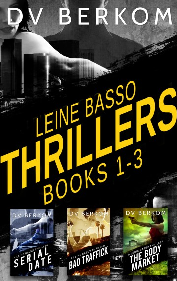Leine Basso Crime Thrillers Boxed Set