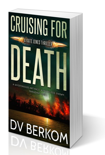 image of Cruising for Death paperback