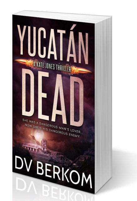 image of Yucatan Dead paperback